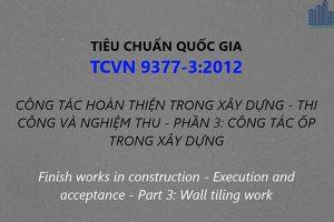 TCVN 9377-3:2012