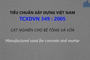 TCXDVN 349 : 2005