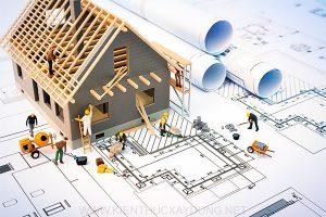 Xây dựng nhà phần thô